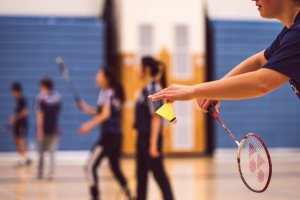 Badminton England have issued guidance and support to help clubs return safely