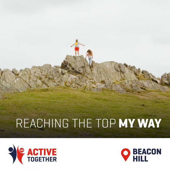 Active Together is here to support you to get active, in your own way