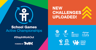 School Games Active Championships